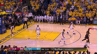 Quarter 3 One Box Video :Warriors Vs. Cavaliers, 6/11/2017