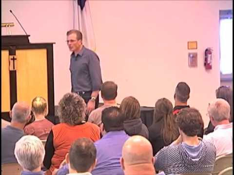 I Don't Have Enough Faith To Be An Atheist (Frank Turek)  - YouTube.flv
