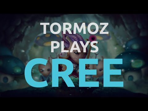 Tormoz plays Cree | Mushroom Wars 2 |