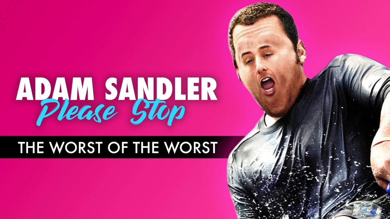 Every Adam Sandler Movie Ranked (Part 2) - YouTube