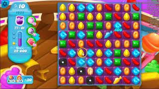 Candy Crush Soda Saga Level 1038