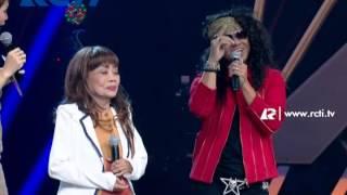 Candil Dan Mpok Nori Adu Suara - Bukan Talent Biasa 22 Apr 14