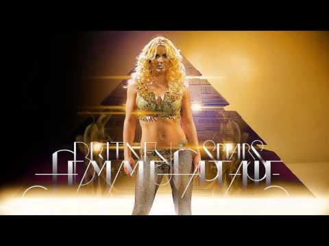 Britney Spears Gimme More Femme Fatale Tour Official Studio Version + DL Link
