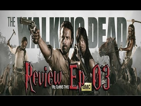 The Walking Dead Temporada 4 Ep 03 (Isolation) Review Videos De Viajes