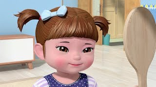 Kongsuni and Friends   Funny Little Sister   Full Episode  Toy Play   Cartoons For Children