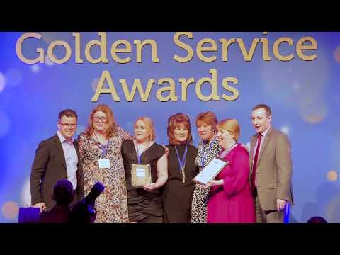 Kimberly-Clark Professional Golden Service Awards 2020 - Sponsors Highlights