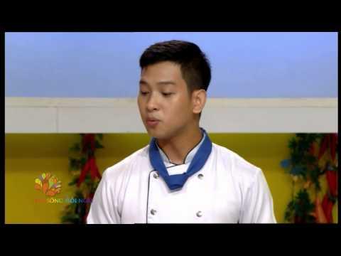Bánh chuối nướng - Vui Sống Mỗi Ngày [VTV3 – 07.10.2014]