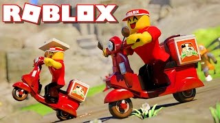 Roblox → WORKING IN a PIZZERIA!! -Roblox Work at a Pizza Place 🎮