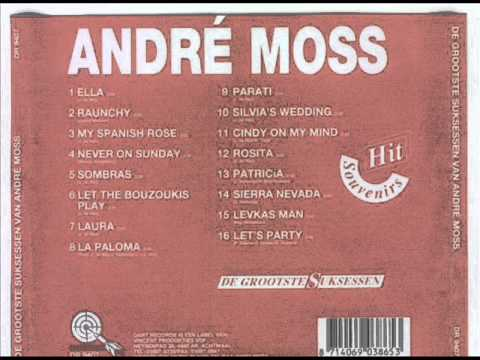 ANDRE MOSS....cindy on my mind