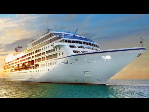 Oceania Cruises Sirena Cruise Ship