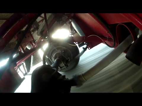 How To Get More Traction With Leaf Spring Suspension On A Dirt Car.  Fast Boy LF Spring.