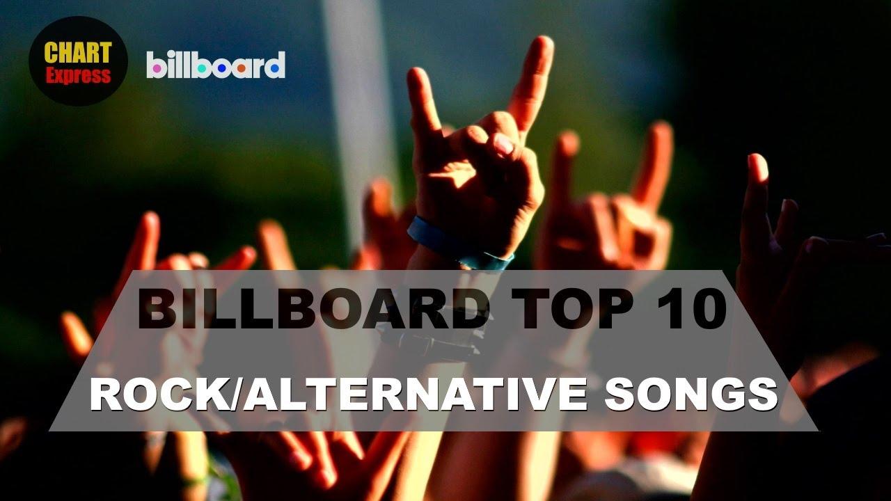 Billboard Top 10 Rock/Alternative Songs (USA) | November 28, 2020 | ChartExpress