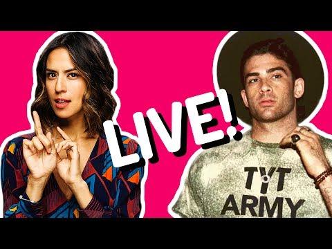 NEWSBROKE LIVE! We Talk to TYT's Hasan Piker