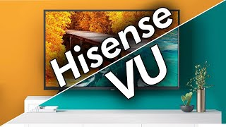 Hisense 4K TV vs VU Ultra 4K TV | 43 Inch Comparison