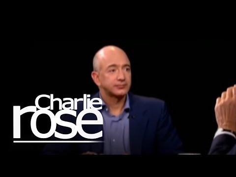 Jeff Bezos, CEO of Amazon (11/16/12) | Charlie Rose