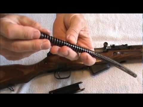 SKS Rifle Strip & Assemble