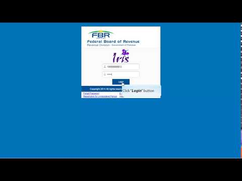 How to file Withholding Tax Statement through IRIS