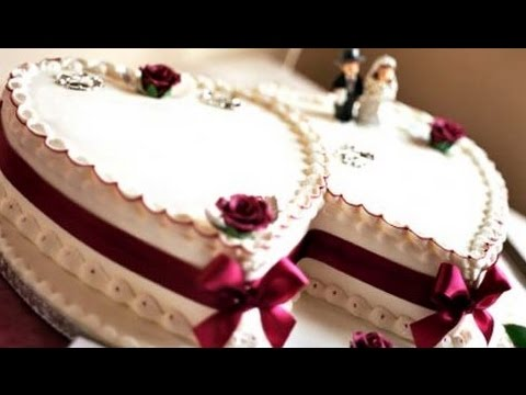 heart wedding cakes shaped wedding cake designs 15179