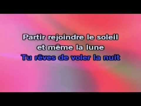 karaoke Emilie Jolie avec chant voix d'homme seulement