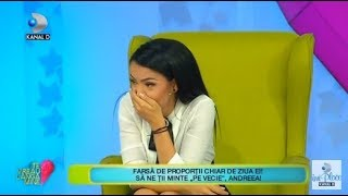 Te vreau langa mine! (20.09.2018) - Andreea Mantea, farsa de proportii chiar de ziua ei!