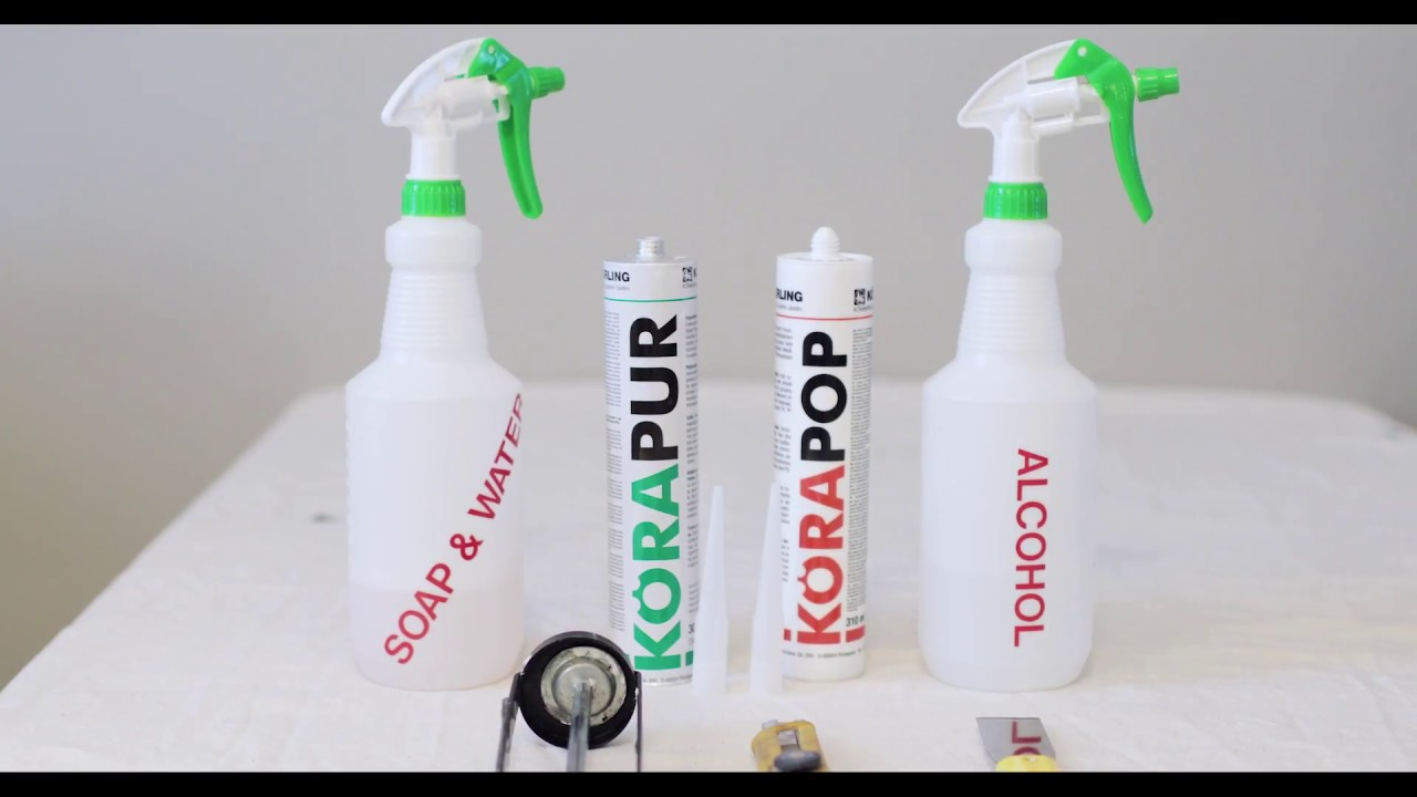 Total Composites Koemmerling adhesive instructional video