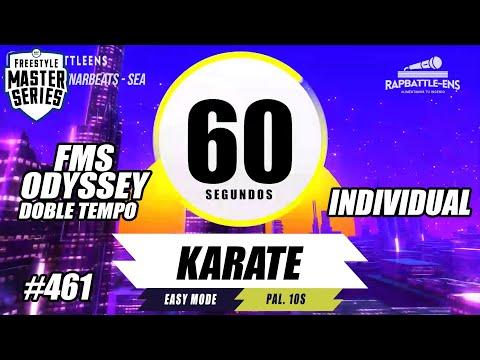 Base de Rap Para Improvisar Con Palabras  - CONTADOR FORMATO FMS - Ejercicio Freestyle - #177