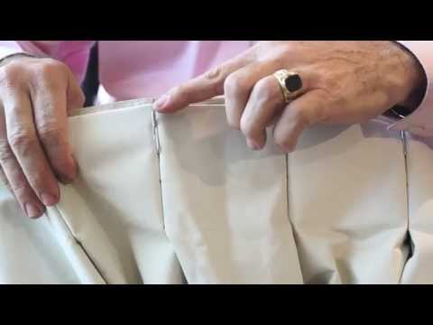 Video #59: Tips From Us: How to Place Hooks in your Drapes | Galaxy Design Curtains