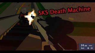 Roblox Phantom Forces - The SKS Death Machine