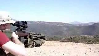 Shooting Steel with Springfield M1A