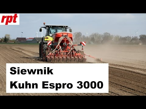Siewnik Kuhn Espro 3000