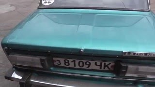 видео Крышка багажника ВАЗ 2101. Рекомендации по обслуживанию