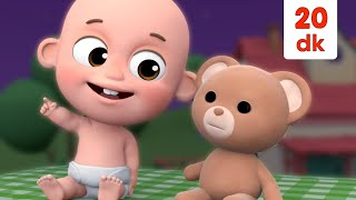 Ayıcık Şarkısı - Bebek Şarkıları - Mini Anima Çocuk Şarkıları