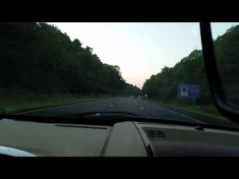 20150816 191912 Driving from South Attleboro to Route 128 South