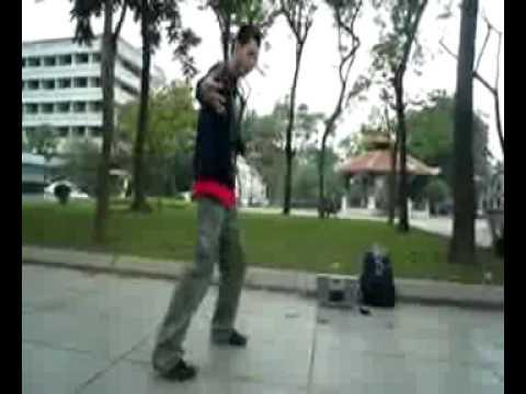 Dạy Nhảy Hip Hop 15  Cơ Bản Handmade Clip   Big Toe Crew   Clip giải trí  hài kịch