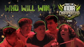 Who will win FFIC 2021 Spring? Ft. @TWO SIDE GAMERS , @Mythpat  and @Slayy Point  | Garena Free Fire