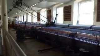 00002産業革命のときに使われていた紡績機