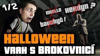 Halloweenský speciál! 🎃 GTA 5 s Herdynem, Bauchyčem a Mielle 1/2