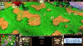 The War Cast - Jupiter (ORC) vs wAm (HU) - G3 - WC3 #246