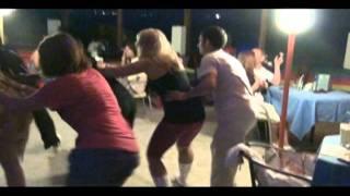 008 Сальса в Утесове 4 минуты - клип старый 2011