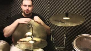 Teste de produtos - Zildjian Planet Z - Modern Drummer Brasil #148 - Março 2015