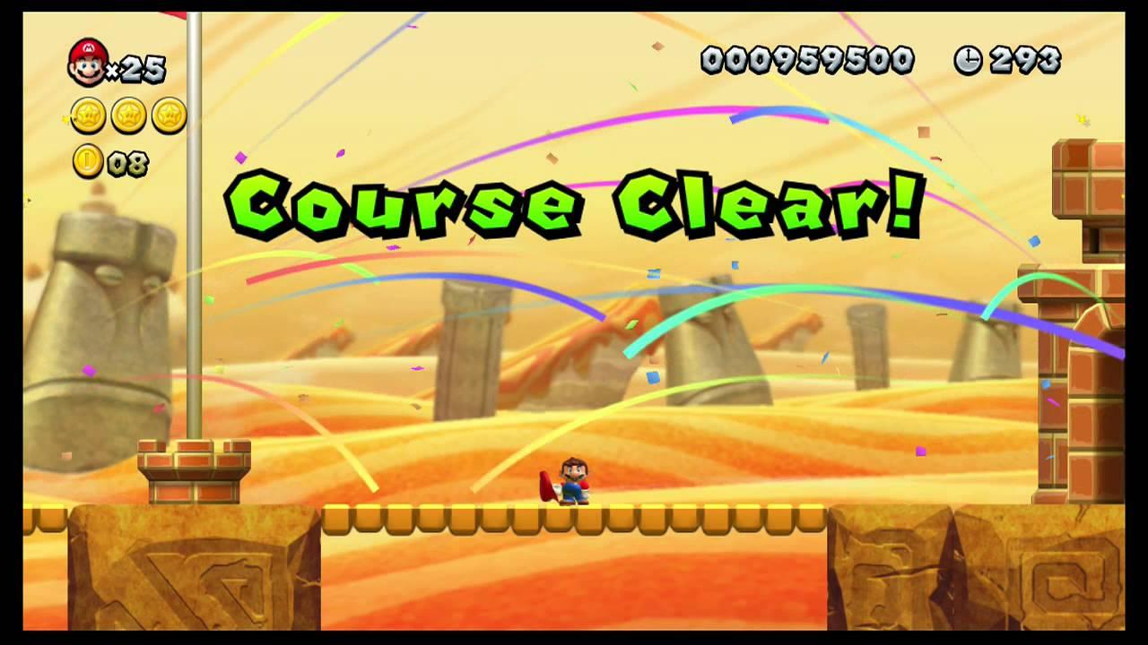New Super Mario Bros U Layer Cake Desert 4 Spiked