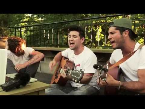 Dan + Shay - Teardrop (Live Acoustic)