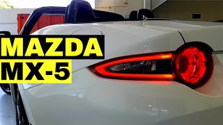 Mazda MX5 - Deportivo Convertible Opiniones Prueba Ciudad y Periferico