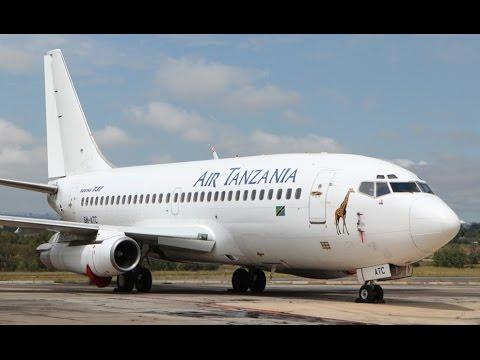 Air Tanzania imechelewesha abiria wa Comoro kwa siku 6, ndege mbovu