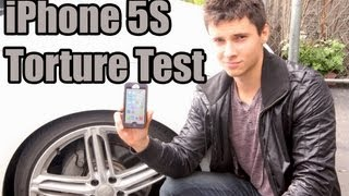 iPhone 5S Drop Test - Otterbox Defender Series Torture Tests