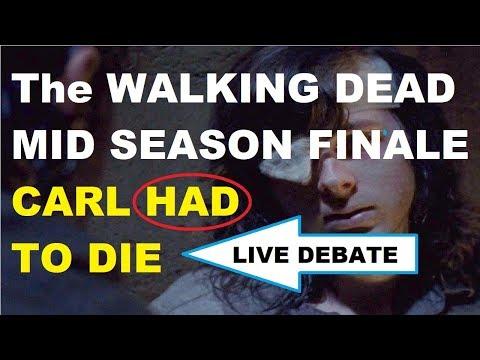 Walking dead mid season finale date in Melbourne