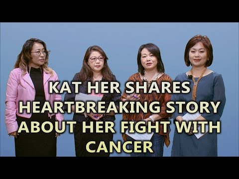 XAV PAUB XAV POM: A candid conversation with Kat Her about her fight with cancer.