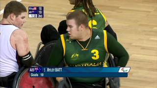 Wheelchair Rugby Final Highlights - Beijing 2008 Paralympic Games
