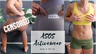 ASOS ACTIVEWEAR REVIEW | Is it worth the money? | CAT MEFFAN