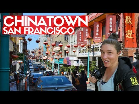 CHINATOWN SAN FRANCISCO FOOD + TOUR